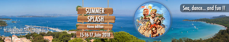 summer splash 2018